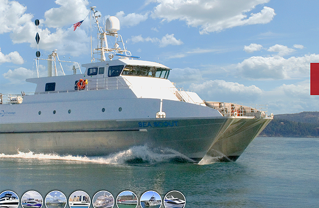 Marine Website